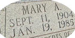 Mary Annie Ted <i>Winkler</i> Baggett
