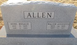 Irene Rosealie <i>Harrington</i> Allen