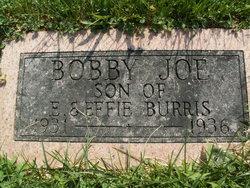 Bobbie Joe Burris