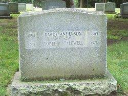 Isobel T <i>Caldwell</i> Anderson