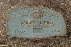Carolyn Evans Owen
