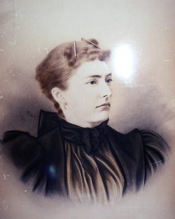 Martha Jane <i>Swaford</i> Worthington Moneyham