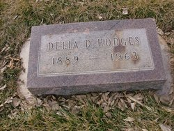 Delia Della <i>Davis</i> Hodges