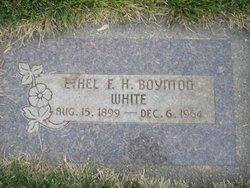 Ethel <i>Boynton</i> White