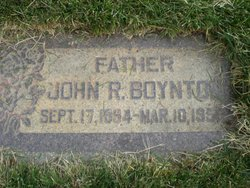 John Roy Boynton