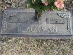 Anna Lee <i>Moore</i> Blackman