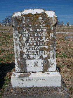 Henry C Giltner