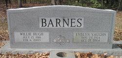 Dorothy Evelyn <i>Vaughn</i> Barnes