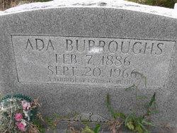 Ada Burroughs
