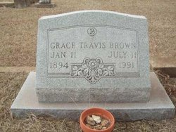 Grace Holcomb <i>Travis</i> Brown