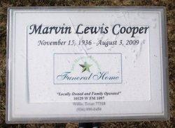 Marvin Lewis Cooper
