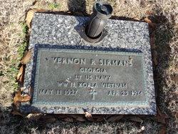 Vernon Ray Sirmans