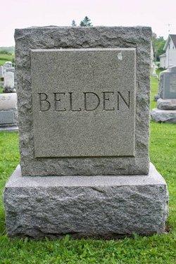 Ora <i>Burwell</i> Belden