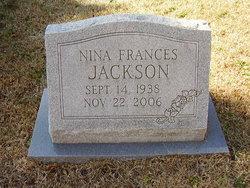 Nina Frances Jackson