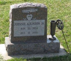Johnnie Atkinson, Jr