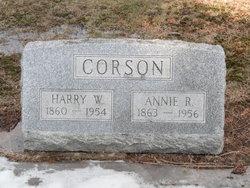Annie Rebecca <i>Frymire</i> Corson