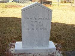 Donald E. Jackson