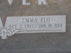 Emma Flo <i>Tannehill</i> Glover