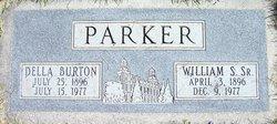 Della <i>Burton</i> Parker