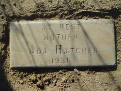 Ada Myrtle <i>Thomas</i> Hatcher