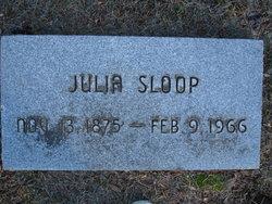 Julia Sloop