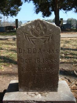 Dr E D Armas