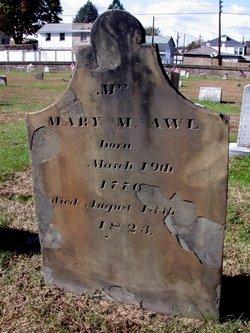 Mary Harris <i>MacLay</i> Awl