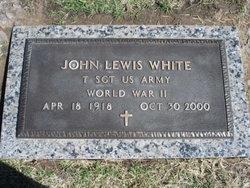 John Lewis White