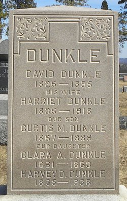 David Andrew Dunkle