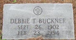 Debbie T. Buckner