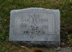 Isaac Chick Bachman
