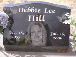 Debbie Lee Hill