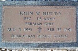 John W Hutto