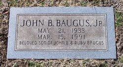 John B Baugus, Jr
