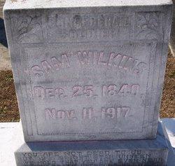 Sam Wilkins