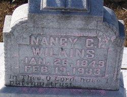 Nancy C <i>Wood</i> Wilkins