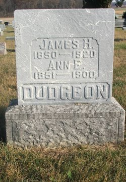 James Harrison Dudgeon