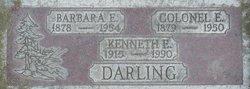 Barbara E Darling