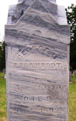 George Henry Barnhardt