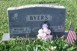 Wilma Jean <i>Hensley</i> Byers