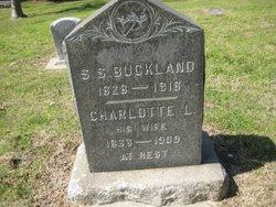 Charlotte Lois <i>Burnham</i> Buckland
