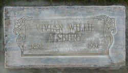 Vivian Willie <i>Allmon</i> Alsbury