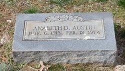 Anabeth D. Austin