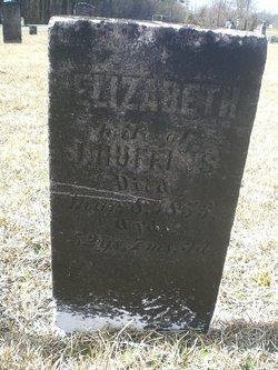 Elizabeth Betsy <i>Nease</i> Huffines