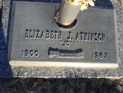 Elizabeth Jo Atkinson