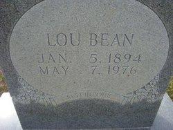 Lou <i>Reeves</i> Bean