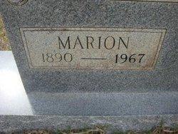 Marion Benton Curry