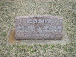 Joseph Franklin Frank Martin