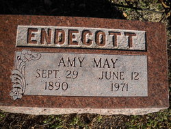 Amy May Endecott