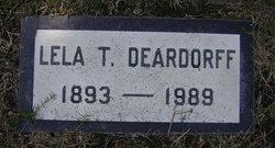 Lela T. Deardorff